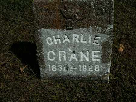 CRANE, CHARLIE - Boone County, Arkansas | CHARLIE CRANE - Arkansas Gravestone Photos