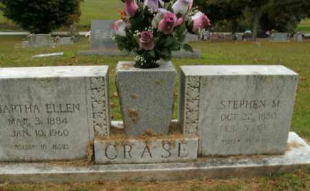 CRASE, MARTHA ELLEN - Boone County, Arkansas | MARTHA ELLEN CRASE - Arkansas Gravestone Photos