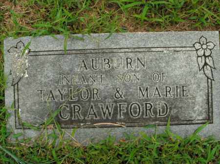 CRAWFORD, AUBURN - Boone County, Arkansas | AUBURN CRAWFORD - Arkansas Gravestone Photos