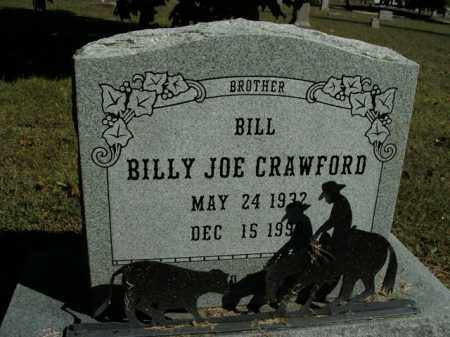 CRAWFORD, BILLY JOE - Boone County, Arkansas | BILLY JOE CRAWFORD - Arkansas Gravestone Photos