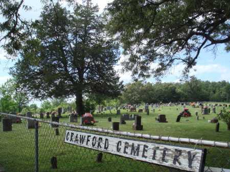 *CRAWFORD CEMETERY OVERVIEW,  - Boone County, Arkansas |  *CRAWFORD CEMETERY OVERVIEW - Arkansas Gravestone Photos