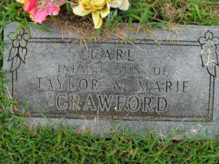 CRAWFORD, CARL - Boone County, Arkansas | CARL CRAWFORD - Arkansas Gravestone Photos