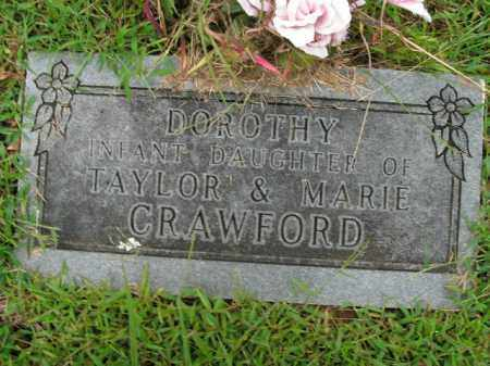 CRAWFORD, DOROTHY - Boone County, Arkansas | DOROTHY CRAWFORD - Arkansas Gravestone Photos