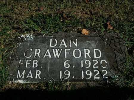 CRAWFORD, DAN - Boone County, Arkansas | DAN CRAWFORD - Arkansas Gravestone Photos