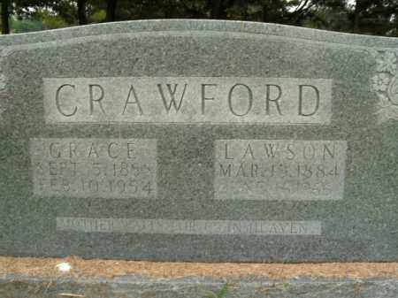 CRAWFORD, GRACE - Boone County, Arkansas | GRACE CRAWFORD - Arkansas Gravestone Photos