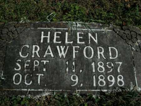 CRAWFORD, HELEN - Boone County, Arkansas | HELEN CRAWFORD - Arkansas Gravestone Photos