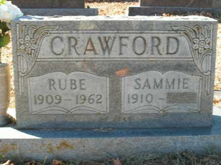 CRAWFORD, RUBE - Boone County, Arkansas | RUBE CRAWFORD - Arkansas Gravestone Photos