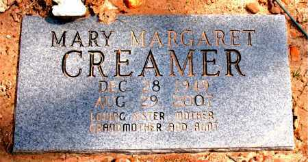 CREAMER, MARY MARGARET - Boone County, Arkansas | MARY MARGARET CREAMER - Arkansas Gravestone Photos