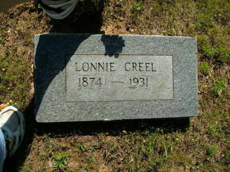 CREEL, LONNIE - Boone County, Arkansas | LONNIE CREEL - Arkansas Gravestone Photos