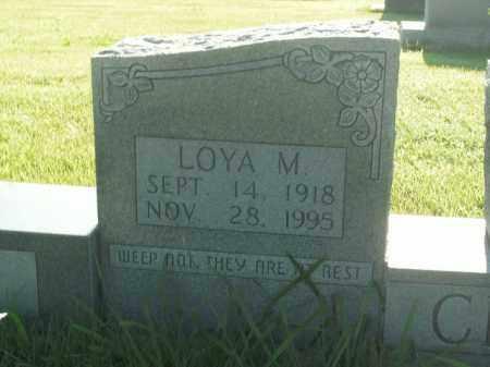 CROW, LOYA M. - Boone County, Arkansas | LOYA M. CROW - Arkansas Gravestone Photos