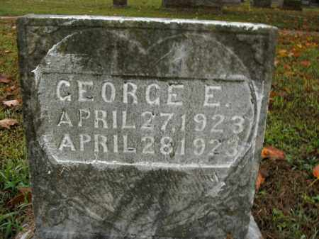 CROWLEY, GEORGE E. - Boone County, Arkansas | GEORGE E. CROWLEY - Arkansas Gravestone Photos