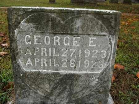 CROWLEY, GEORGE E. - Boone County, Arkansas | GEORGE E. CROWLEY - Arkansas Gravestone Photos