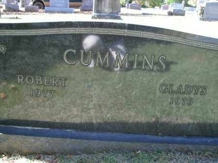 CUMMINS, GLADYS - Boone County, Arkansas | GLADYS CUMMINS - Arkansas Gravestone Photos
