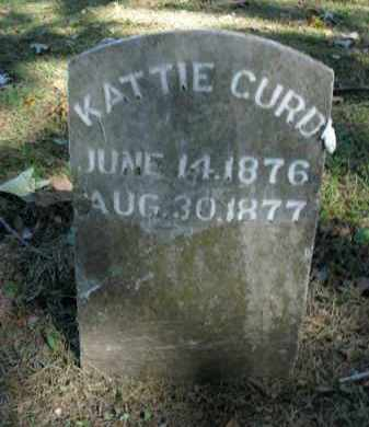 CURD, KATTIE - Boone County, Arkansas | KATTIE CURD - Arkansas Gravestone Photos