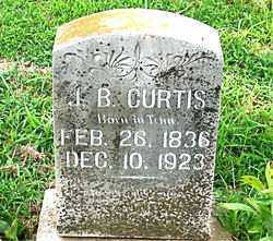 CURTIS, J. B.. - Boone County, Arkansas | J. B.. CURTIS - Arkansas Gravestone Photos
