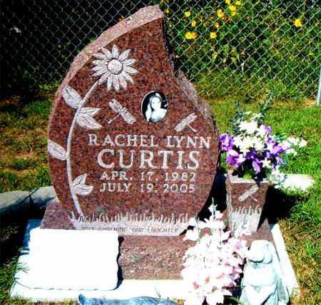 CURTIS, RACHEL LYNN - Boone County, Arkansas   RACHEL LYNN CURTIS - Arkansas Gravestone Photos