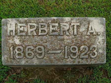 BOWER, HERBERT A. - Boone County, Arkansas | HERBERT A. BOWER - Arkansas Gravestone Photos
