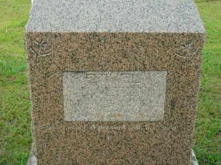 DALTON, ETHEL - Boone County, Arkansas   ETHEL DALTON - Arkansas Gravestone Photos
