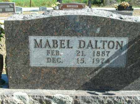 DALTON, MABEL - Boone County, Arkansas | MABEL DALTON - Arkansas Gravestone Photos