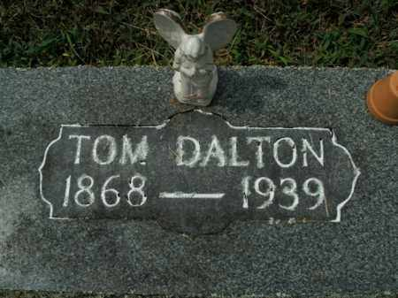 DALTON, TOM - Boone County, Arkansas | TOM DALTON - Arkansas Gravestone Photos