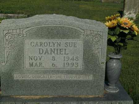 DANIEL, CAROLYN SUE - Boone County, Arkansas | CAROLYN SUE DANIEL - Arkansas Gravestone Photos