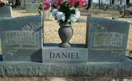 DANIEL, PETER H. - Boone County, Arkansas | PETER H. DANIEL - Arkansas Gravestone Photos