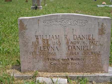 DANIEL, LEVNA - Boone County, Arkansas | LEVNA DANIEL - Arkansas Gravestone Photos
