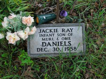 DANIELS, JACKIE RAY - Boone County, Arkansas | JACKIE RAY DANIELS - Arkansas Gravestone Photos