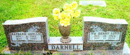 DARNELL, WILLIAM HENRY LOYD - Boone County, Arkansas | WILLIAM HENRY LOYD DARNELL - Arkansas Gravestone Photos