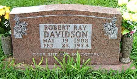 DAVIDSON, ROBERT RAY - Boone County, Arkansas | ROBERT RAY DAVIDSON - Arkansas Gravestone Photos