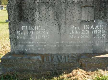 REECE DAVIS, EUNICE - Boone County, Arkansas | EUNICE REECE DAVIS - Arkansas Gravestone Photos