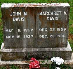 TEEGARDEN DAVIS, MARGARET VIOLA - Boone County, Arkansas | MARGARET VIOLA TEEGARDEN DAVIS - Arkansas Gravestone Photos