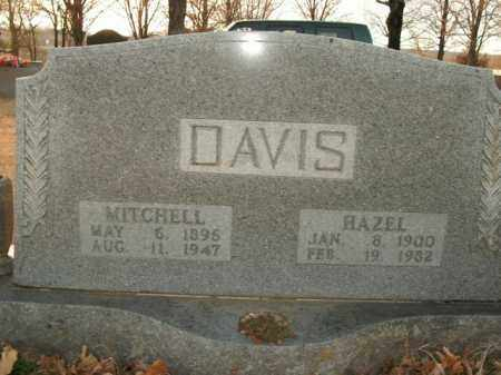 DAVIS, HAZEL - Boone County, Arkansas | HAZEL DAVIS - Arkansas Gravestone Photos
