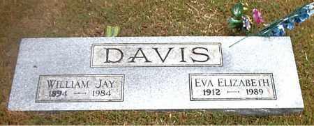 DAVIS, EVA ELIZABETH - Boone County, Arkansas | EVA ELIZABETH DAVIS - Arkansas Gravestone Photos