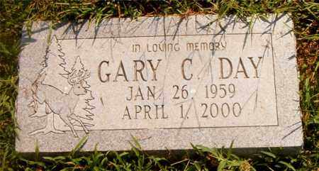 DAY, GARY  C. - Boone County, Arkansas | GARY  C. DAY - Arkansas Gravestone Photos