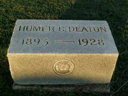 DEATON, HOMER C. - Boone County, Arkansas | HOMER C. DEATON - Arkansas Gravestone Photos