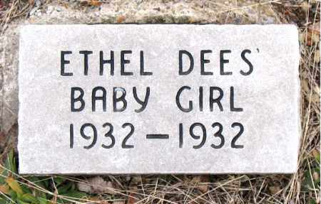 DEES, ETHEL - Boone County, Arkansas | ETHEL DEES - Arkansas Gravestone Photos