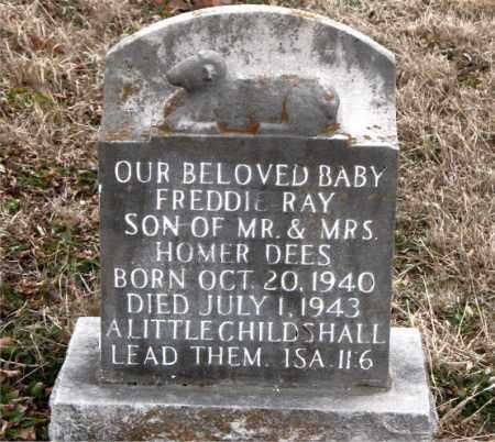 DEES, FREDDIE RAY - Boone County, Arkansas | FREDDIE RAY DEES - Arkansas Gravestone Photos