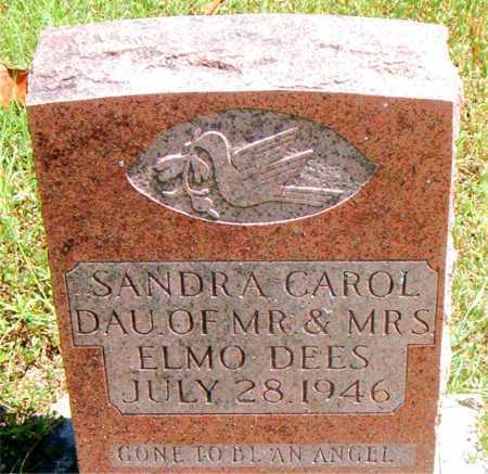 DEES, SANDRA CAROL - Boone County, Arkansas | SANDRA CAROL DEES - Arkansas Gravestone Photos