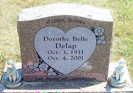 DELAP, DOROTHY BELLE - Boone County, Arkansas | DOROTHY BELLE DELAP - Arkansas Gravestone Photos