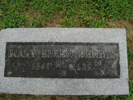 DENNIS, MARY ELLEN - Boone County, Arkansas | MARY ELLEN DENNIS - Arkansas Gravestone Photos