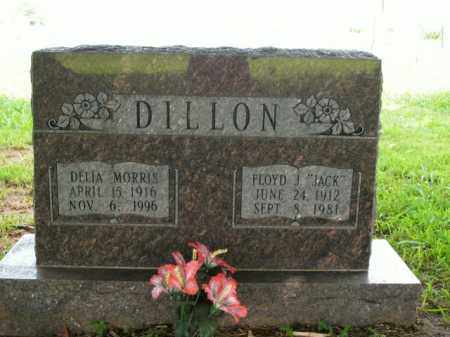DILLON, DELIA MORRIS - Boone County, Arkansas | DELIA MORRIS DILLON - Arkansas Gravestone Photos