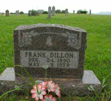 DILLON, FRANK - Boone County, Arkansas | FRANK DILLON - Arkansas Gravestone Photos