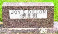 DILLON, JOY EUGENE - Boone County, Arkansas   JOY EUGENE DILLON - Arkansas Gravestone Photos