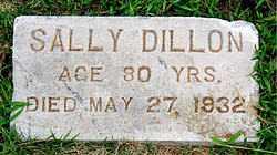 DILLON, SALLY - Boone County, Arkansas | SALLY DILLON - Arkansas Gravestone Photos