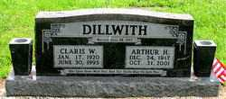DILLWITH, CLARIS W. - Boone County, Arkansas | CLARIS W. DILLWITH - Arkansas Gravestone Photos