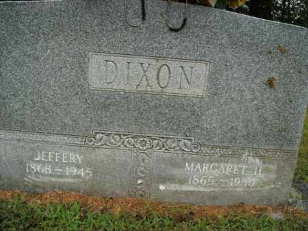 DIXON, JEFFERY - Boone County, Arkansas | JEFFERY DIXON - Arkansas Gravestone Photos