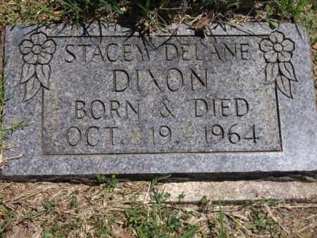 DIXON, STACEY DELANE - Boone County, Arkansas | STACEY DELANE DIXON - Arkansas Gravestone Photos