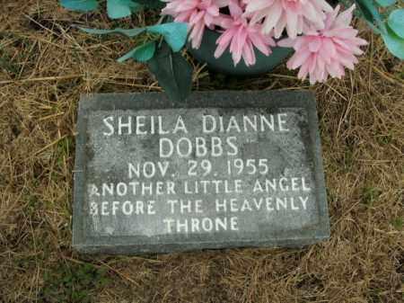 DOBBS, SHEILA DIANNE - Boone County, Arkansas | SHEILA DIANNE DOBBS - Arkansas Gravestone Photos