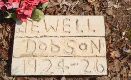DOBSON, JEWELL - Boone County, Arkansas   JEWELL DOBSON - Arkansas Gravestone Photos
